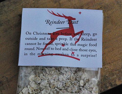 BushBelles: Magic Reindeer Dust