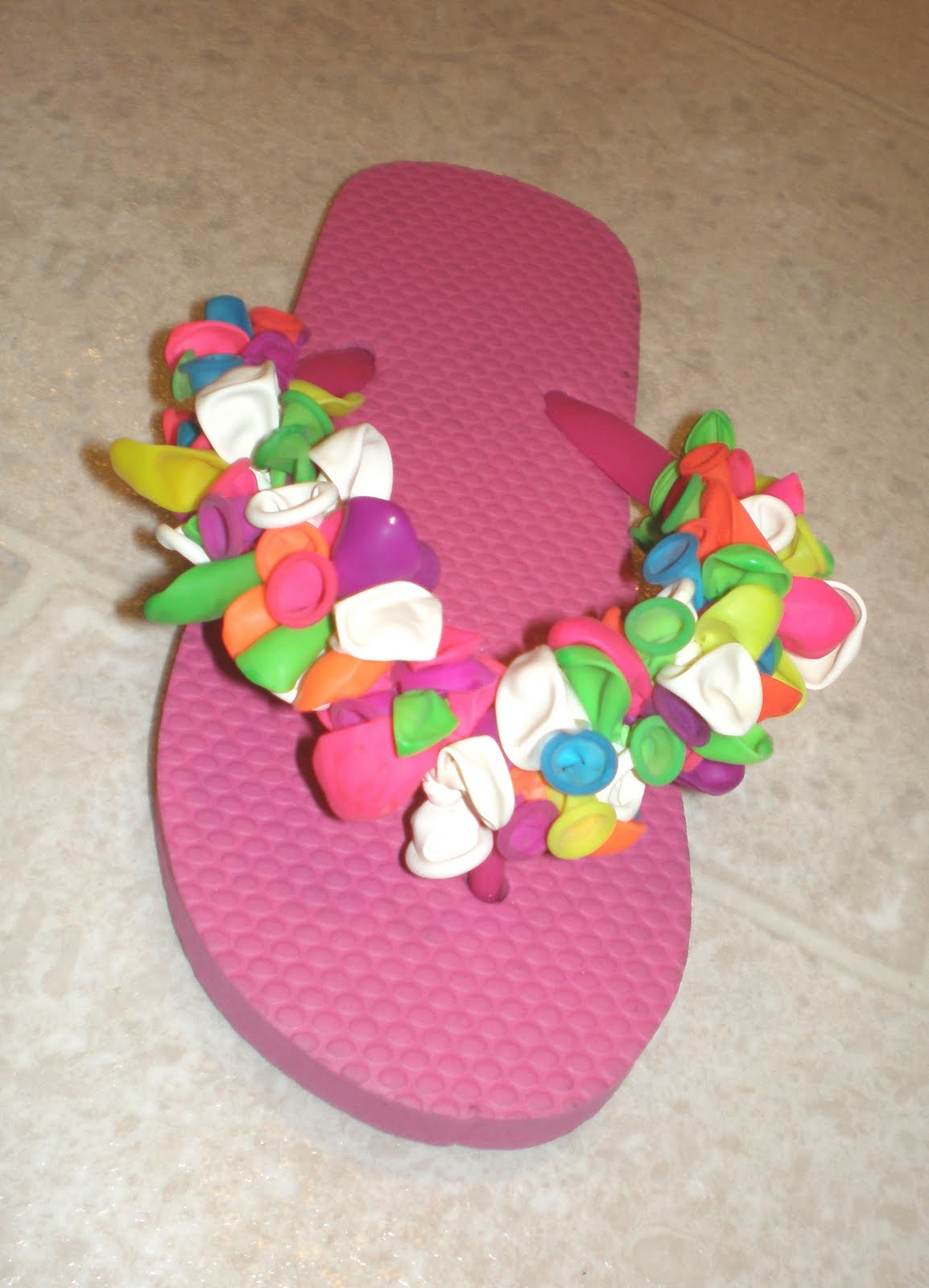 Oh, How I Love Flip Flops | Sally Lee's Nautical CottageSally