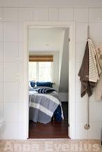 Vårt nybyggda badrum