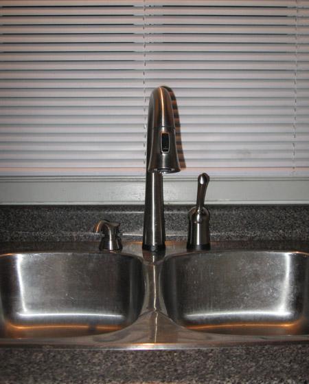 Delta Touch Faucet