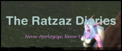 The Ratzaz Diaries