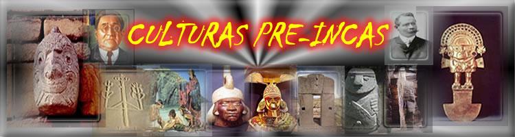 Culturas pre-incas