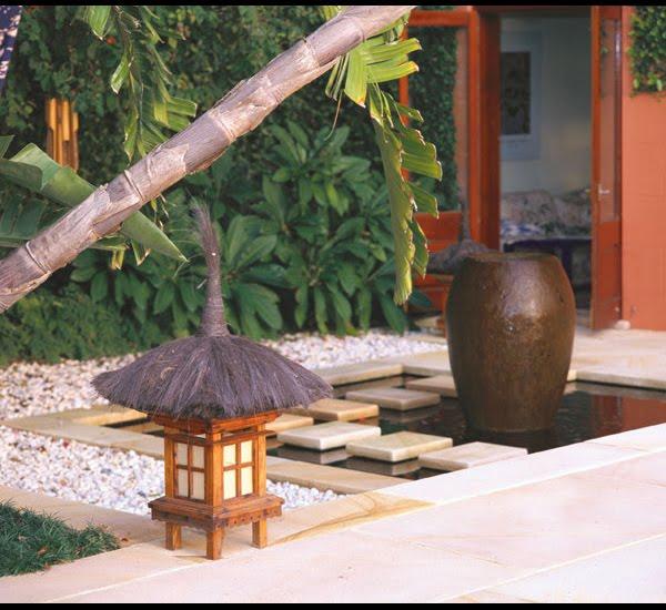 Rudy dewanto taman gaya bali for Balinese garden design