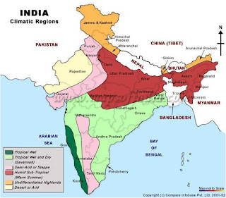 brhectorsgeoworld C3 Climate of South AsiaNotes