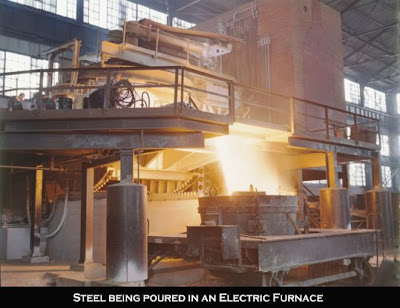 information on iron and steel industry