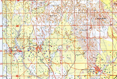 Locate The Highest And Lowest Point On The Map And Also Give Four Figure Grid Reference Highest Point Spot Height 362 1627