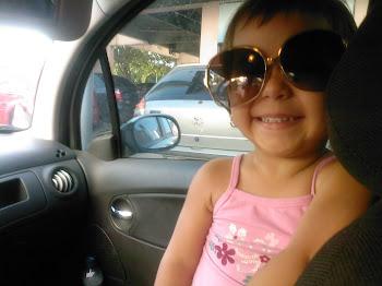 Minha neta Maria Clara
