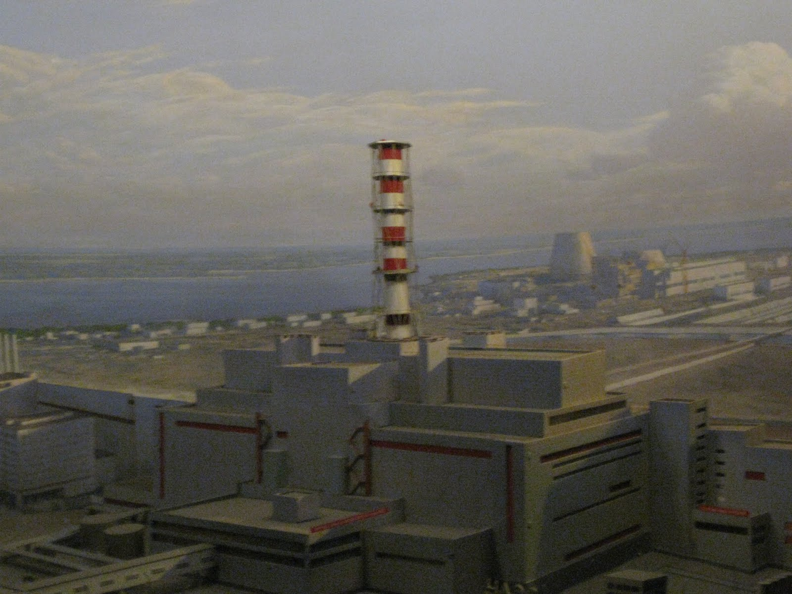 Chernobyl Befor... Chernobyl Before 1986