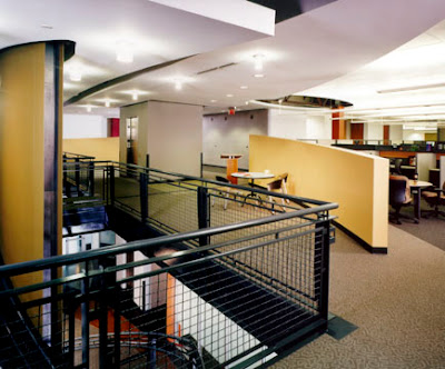 Interior Intervention San Diego Technology Office Design