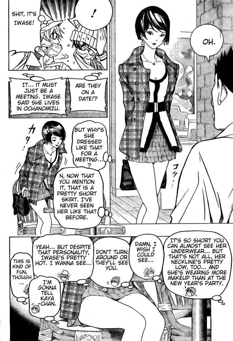Comics and Anime: Bakuman Episode | Bakuman 84 Spoiler