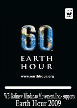 Earth Hour Kmindanao