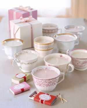 Tea cup favors celebrations at home for Teacup party favors