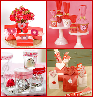 Valentine's Packaging from MOD-PAC has many advantages over the traditional
