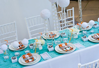 Decorating Ideas For Bridal Shower