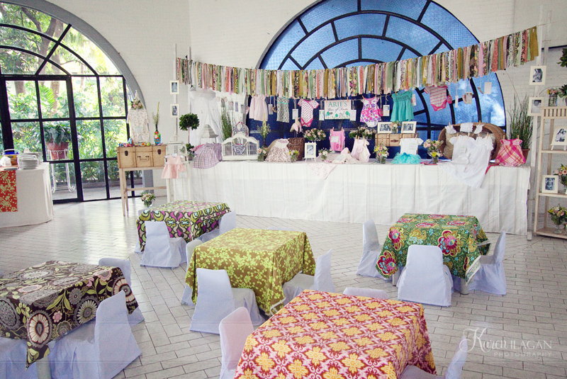a botanical garden 1st birthday party guest feature celebrations