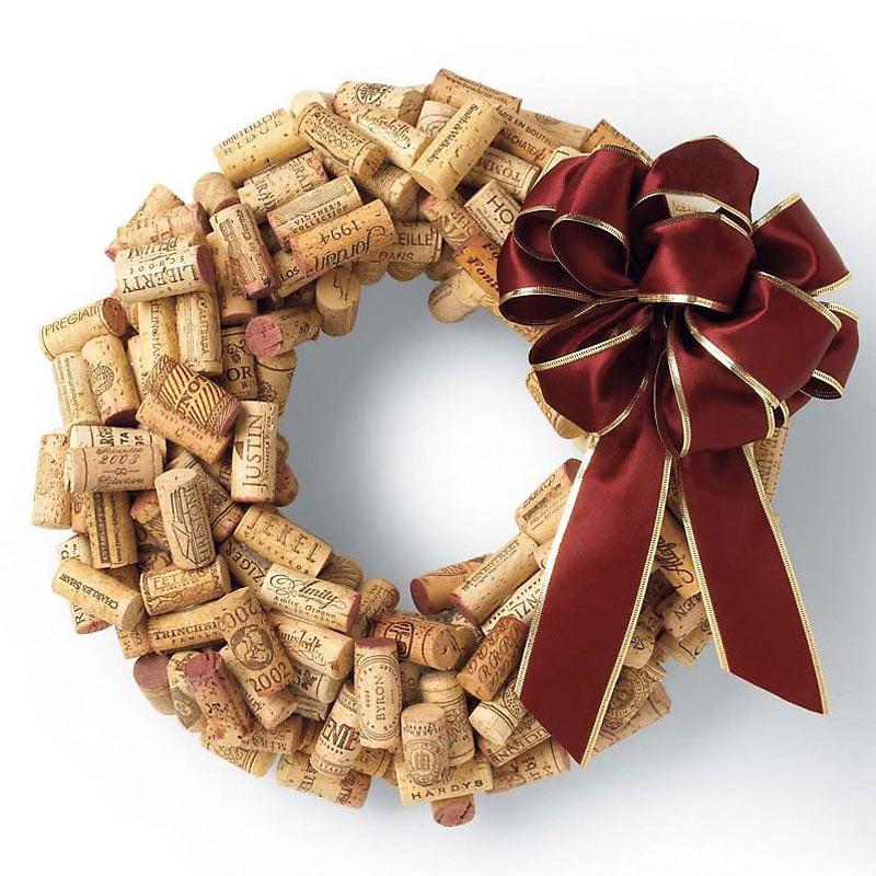 Diy cork board from wine corks for Wine cork diy ideas