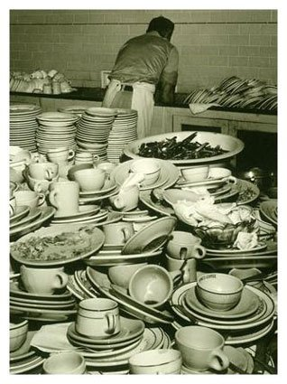 Textos en su tinta: ¿Qué dice una cocina sucia?