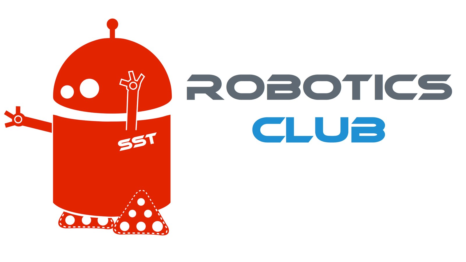 Club Robotics: Updated Robotics Logo