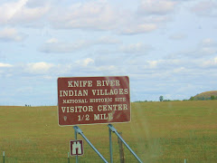 Knife River Indian Village