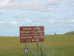 Knife River Indian Village