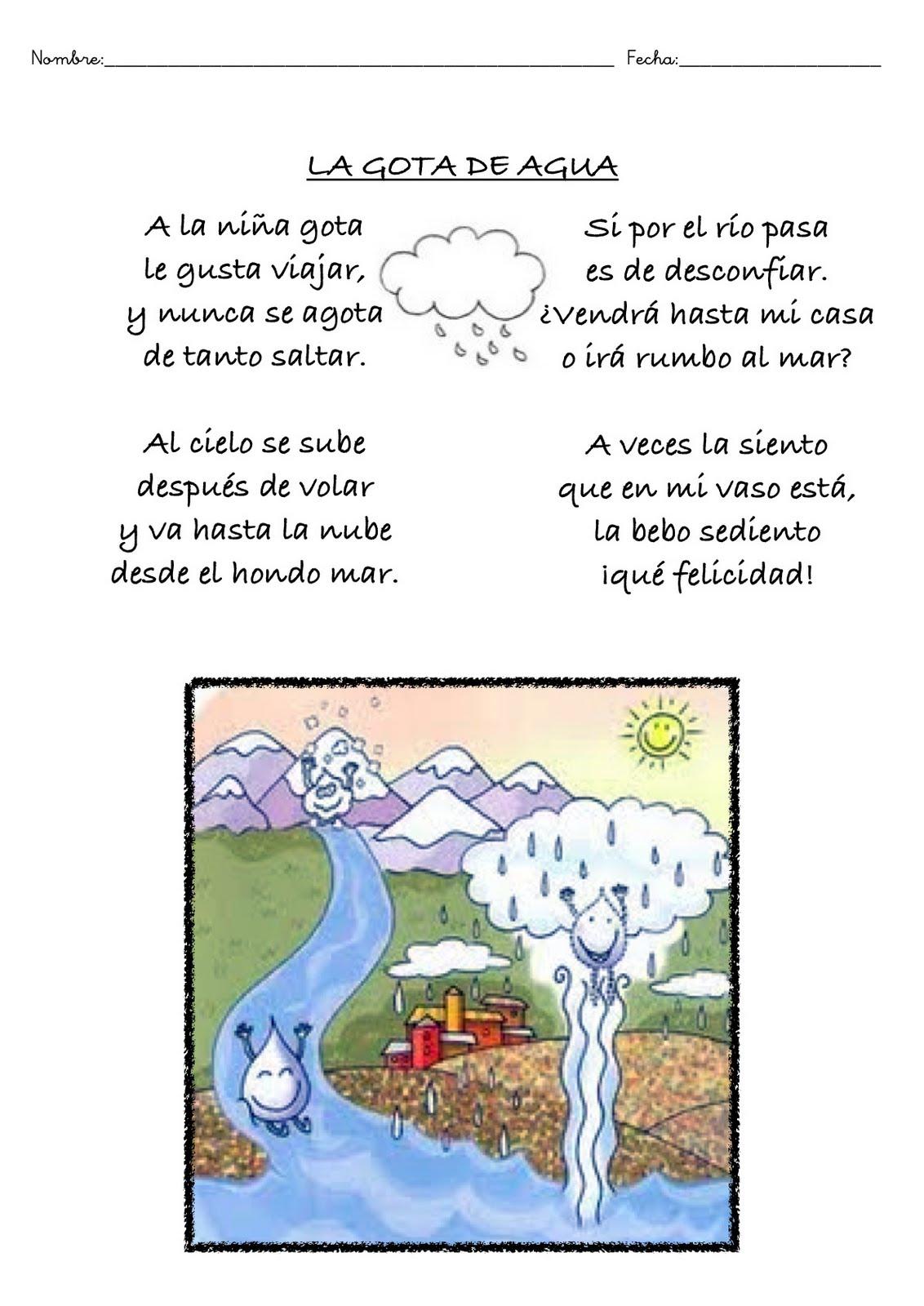 Poemas De Agua