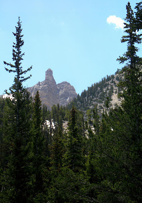 mountain spire