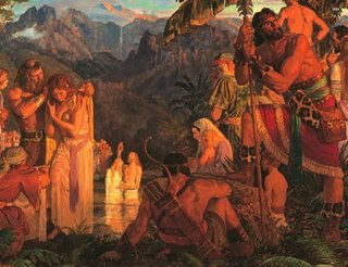 Evidencias del Libro de Mormón: Anacronismo: El Bautismo