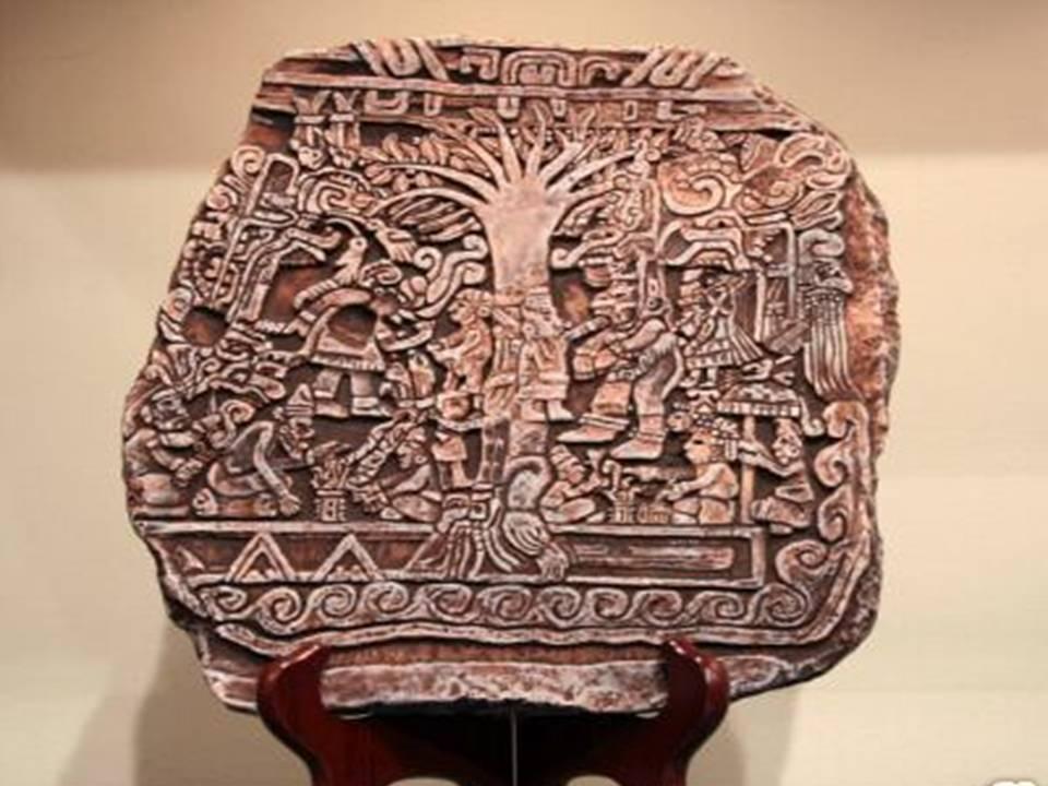 Evidencias del Libro de Mormn La Estela N 5 de Izapa Mexico