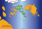 Batam Island Location