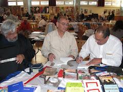 Compartiendo con destacados escritores latinoamericanos