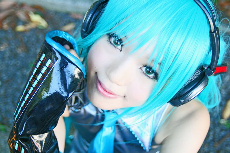 hatsune miku cosplay - photo #24