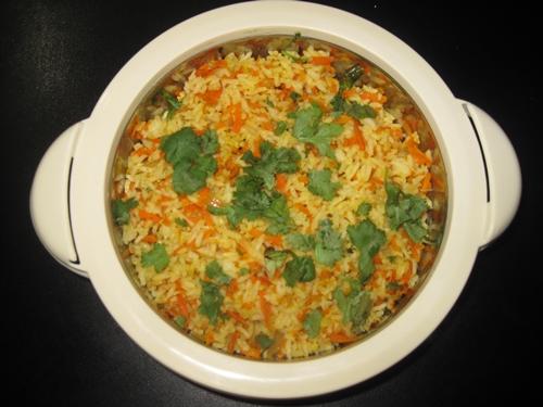Aruns Indian Kitchen Menu
