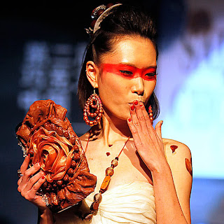 chocolate fashion show of china3