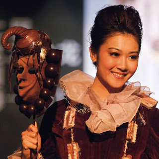 chocolate fashion show of china4