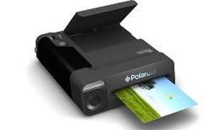 polalorid camera