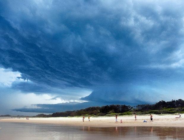 australian weather calendar2010
