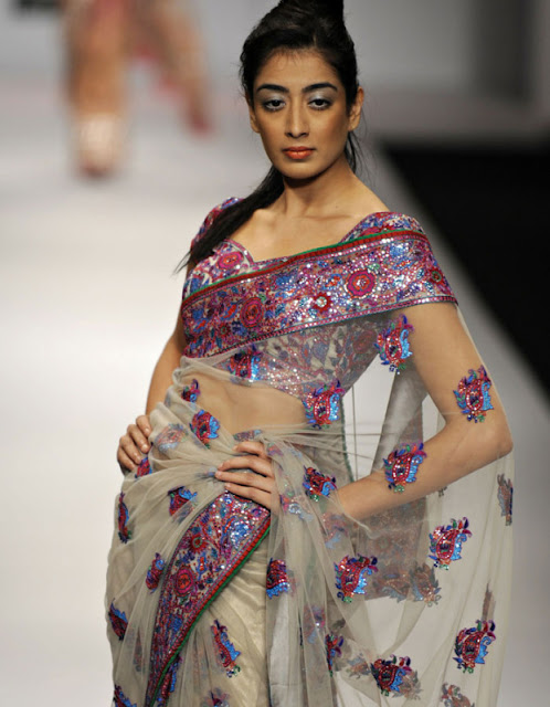 sexy indian sari4