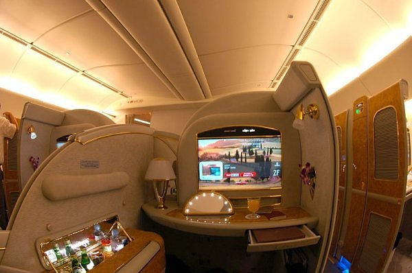 luxurious airlines 1