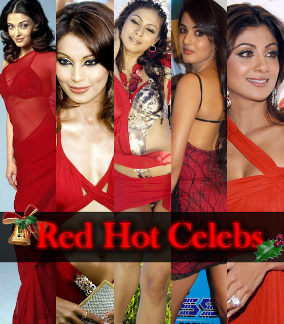 super red hot bollywood beauties