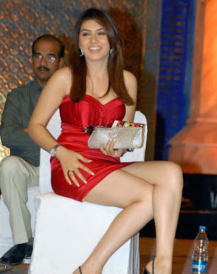 red hot hansika motwani