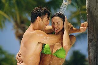 wet wild sex couple