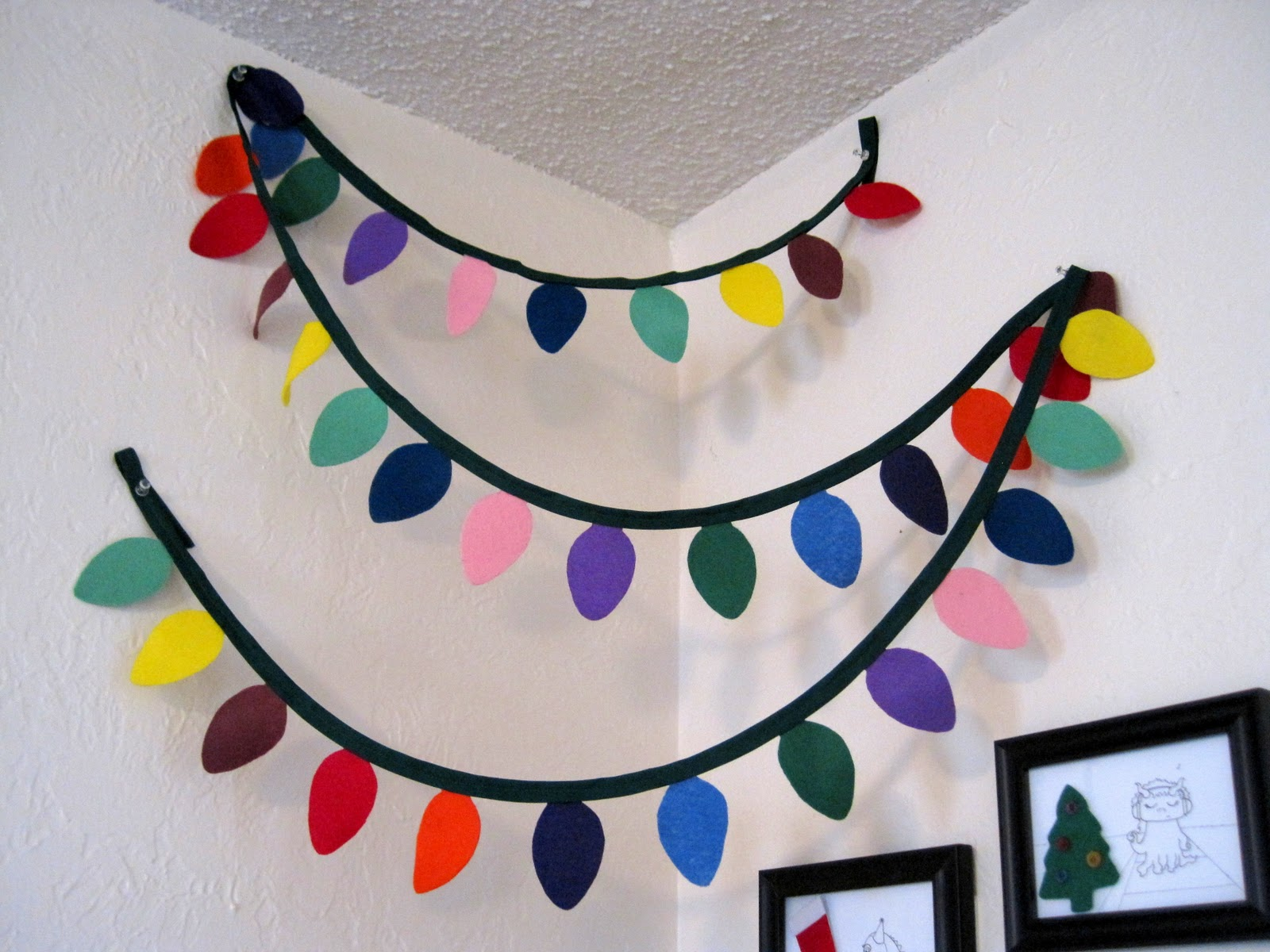 It 39 S Always Something Christmas Light Garland