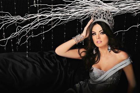 Miss México Universe 2010 / Jimena Navarrete Rosete