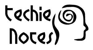 Techie Notes