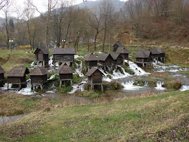 Jajce watermills