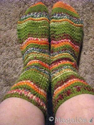 Stckameras Mars-sockor Tropicana