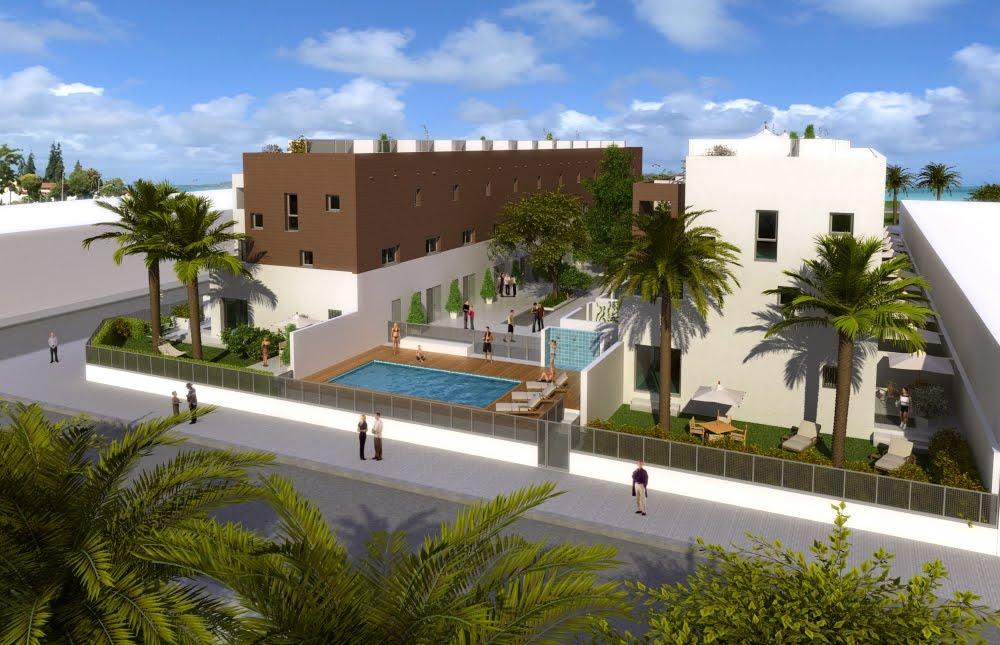 Venta y alquiler de inmuebles obra nueva casas adosadas - Alquiler piso obra nueva barcelona ...