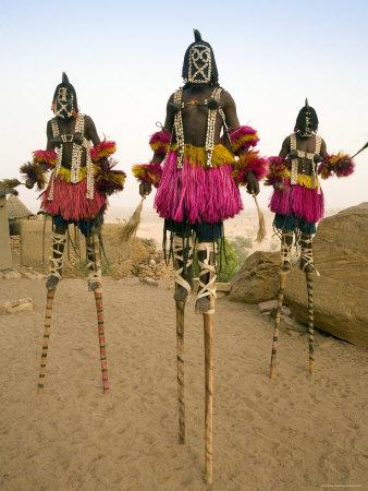 El misterio de las tribus Dogon