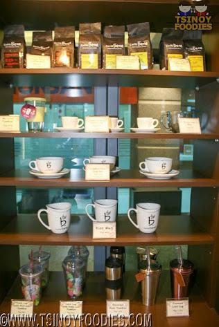 caffe bene valero makati