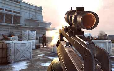 Download Modern Combat 3 Fallen Nation Torrent Android APK 2013